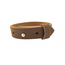 Cuoio Armband, 15mm, taupe
